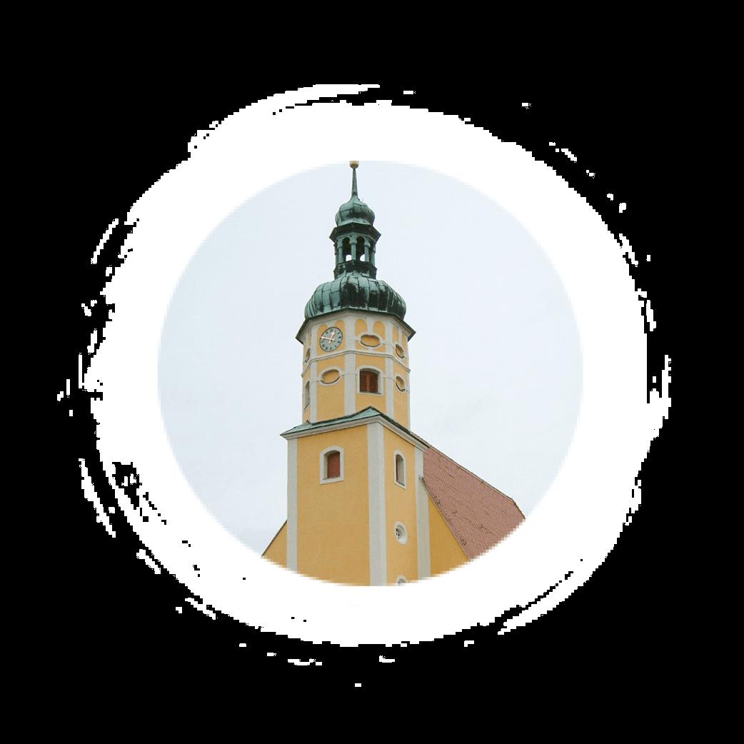 Johanneskirche, Belgershain